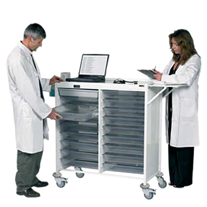 Medi Trays Trolleys