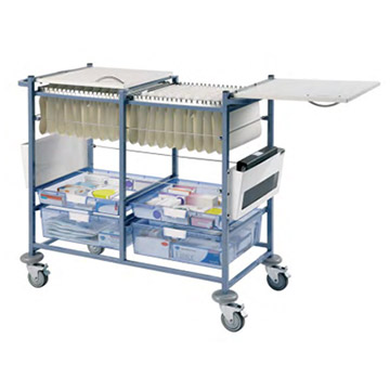 Medical Notes Trolley